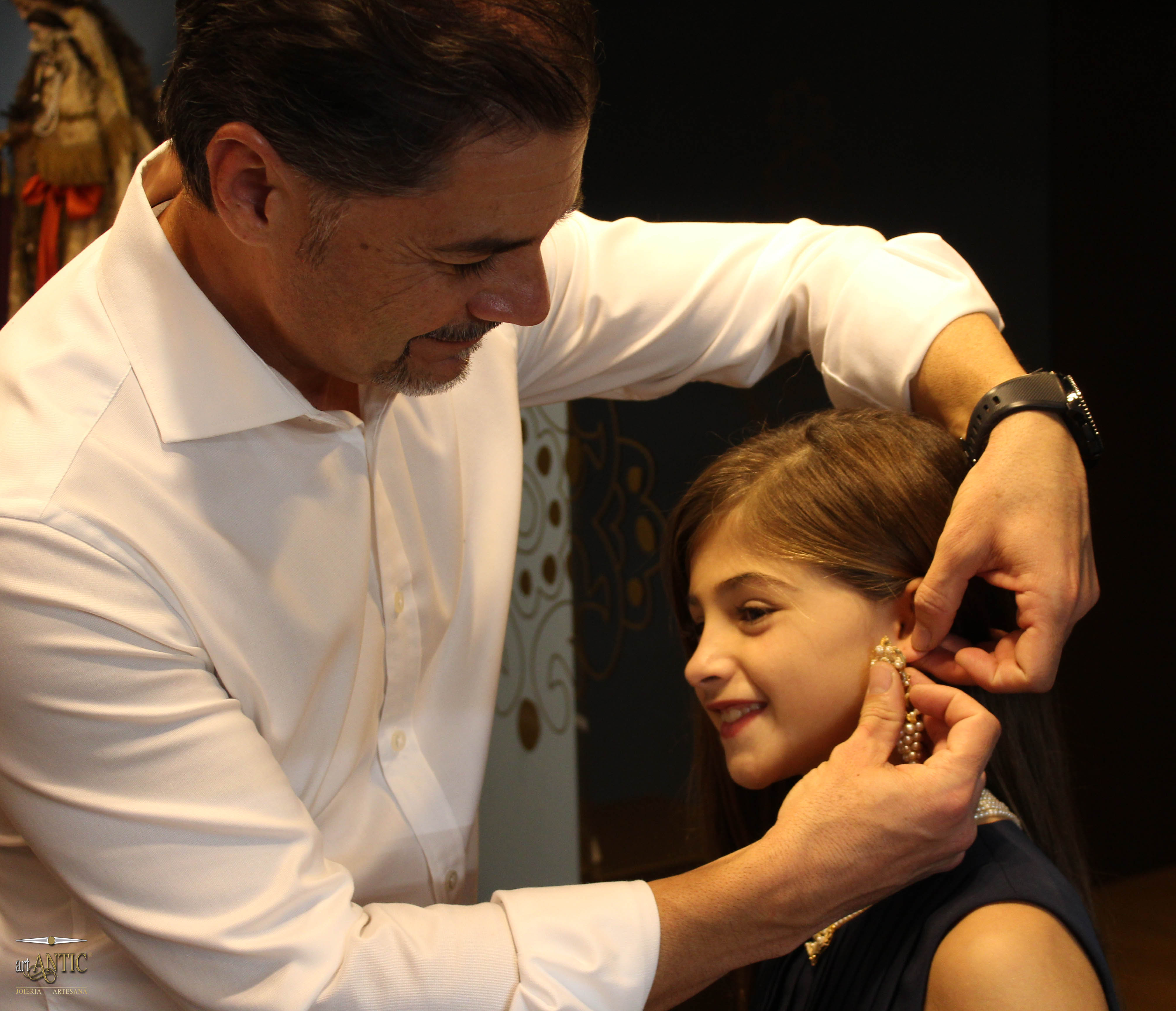 Carla García Fallera Mayor Infantil de Valencia Art Antic
